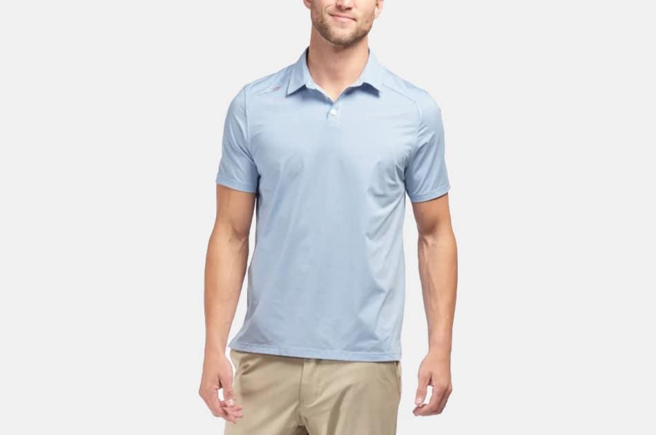 Rhone Commuter Tech Polo Shirt