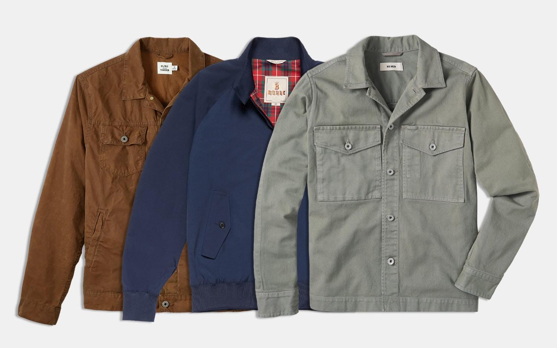 The 15 Best Spring Jackets For Men