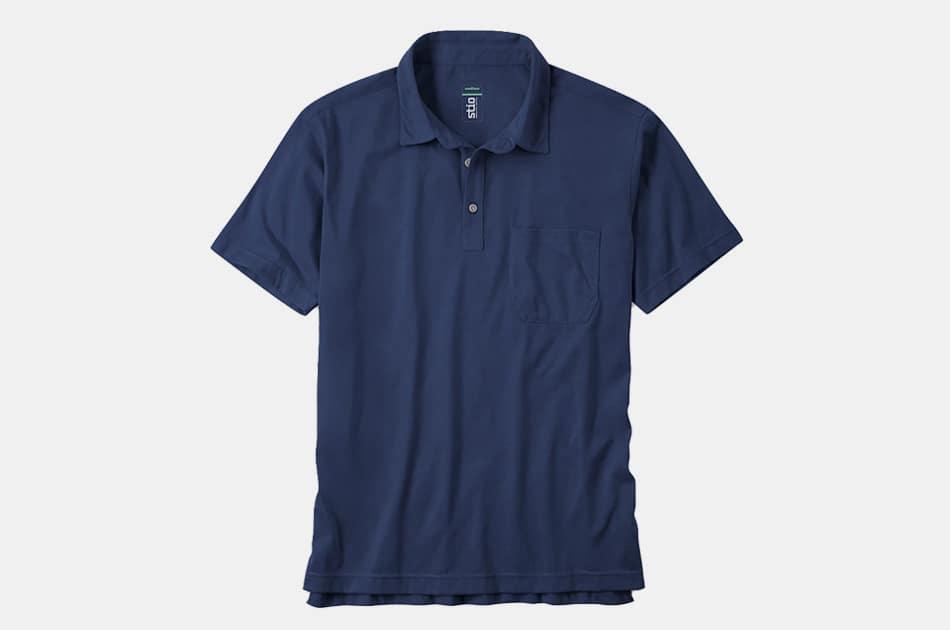 Stio Men's Divide Polo
