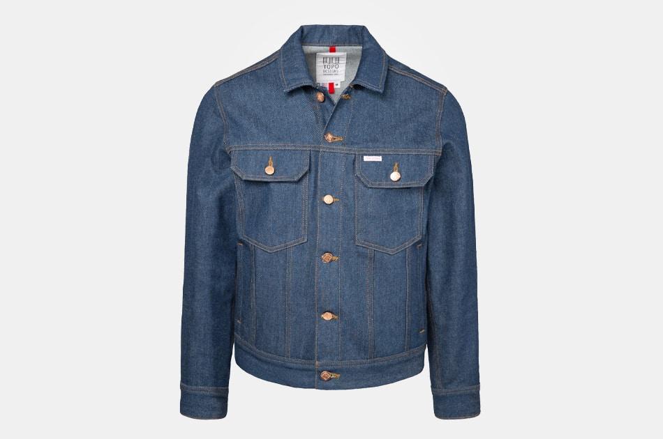 Topo Designs Trucker Jacket