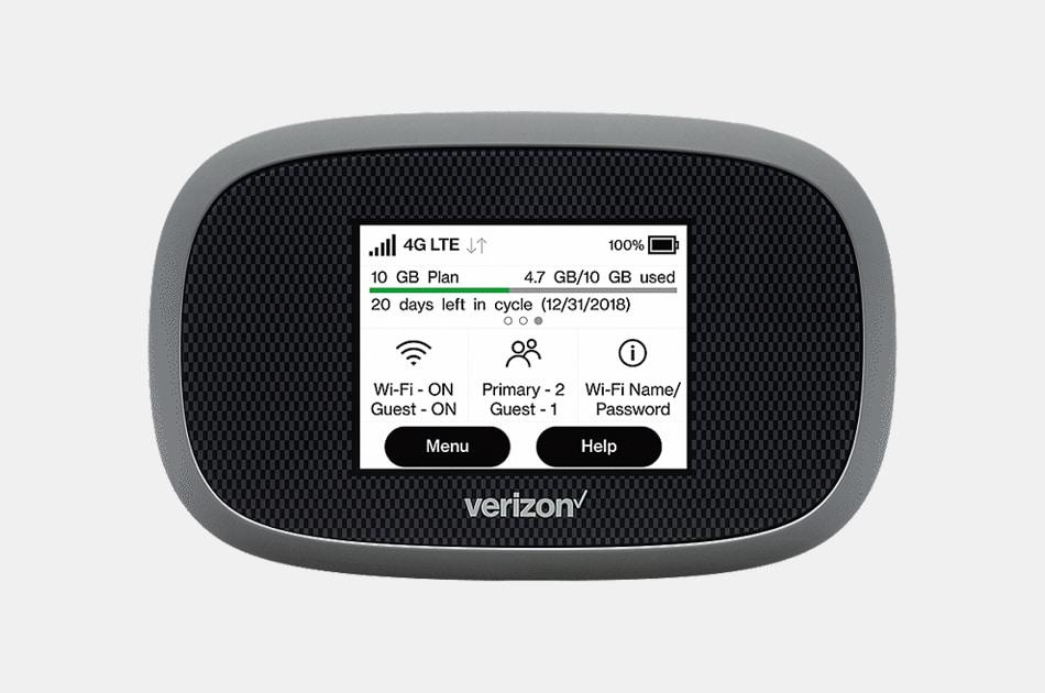 Verizon Inseego Jetpack MiFi 8800L Wireless Hotspot