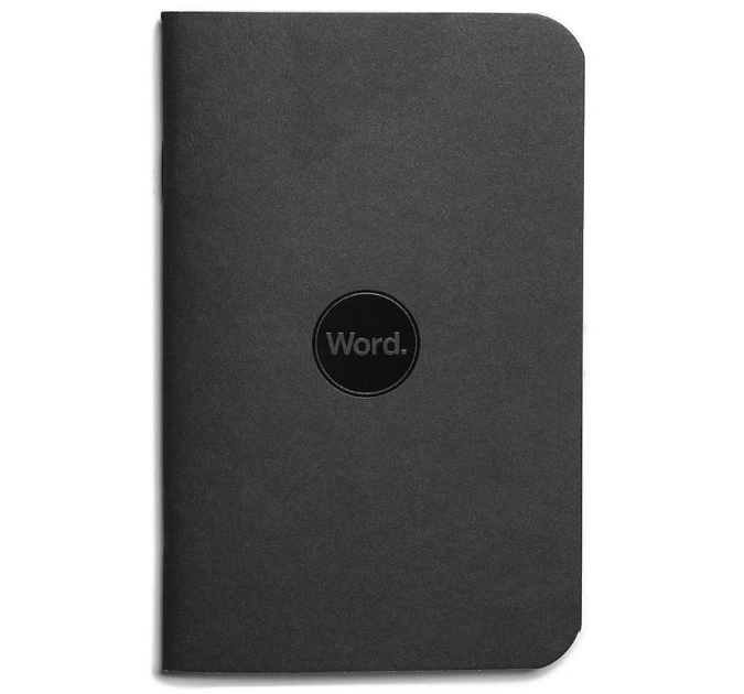 Word. Pocket Notebook