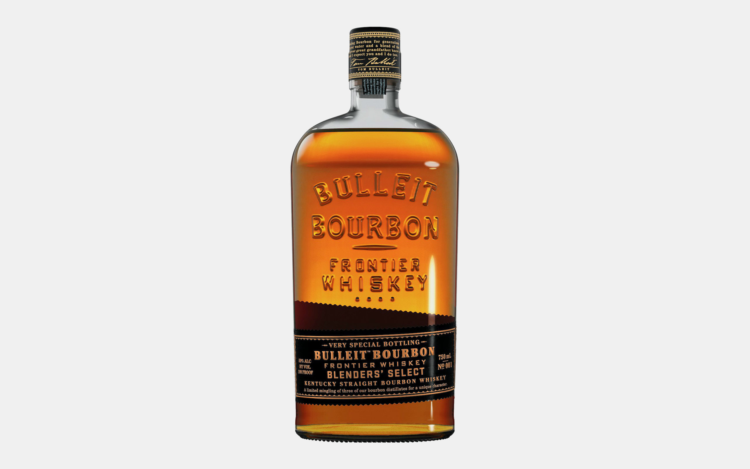 Bulleit Limited-Edition Blender's Select