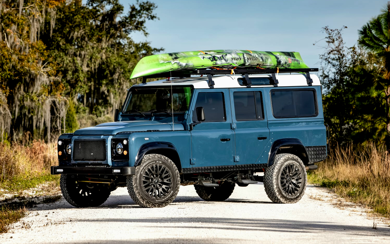 ECD Project Galena Land Rover Defender 110