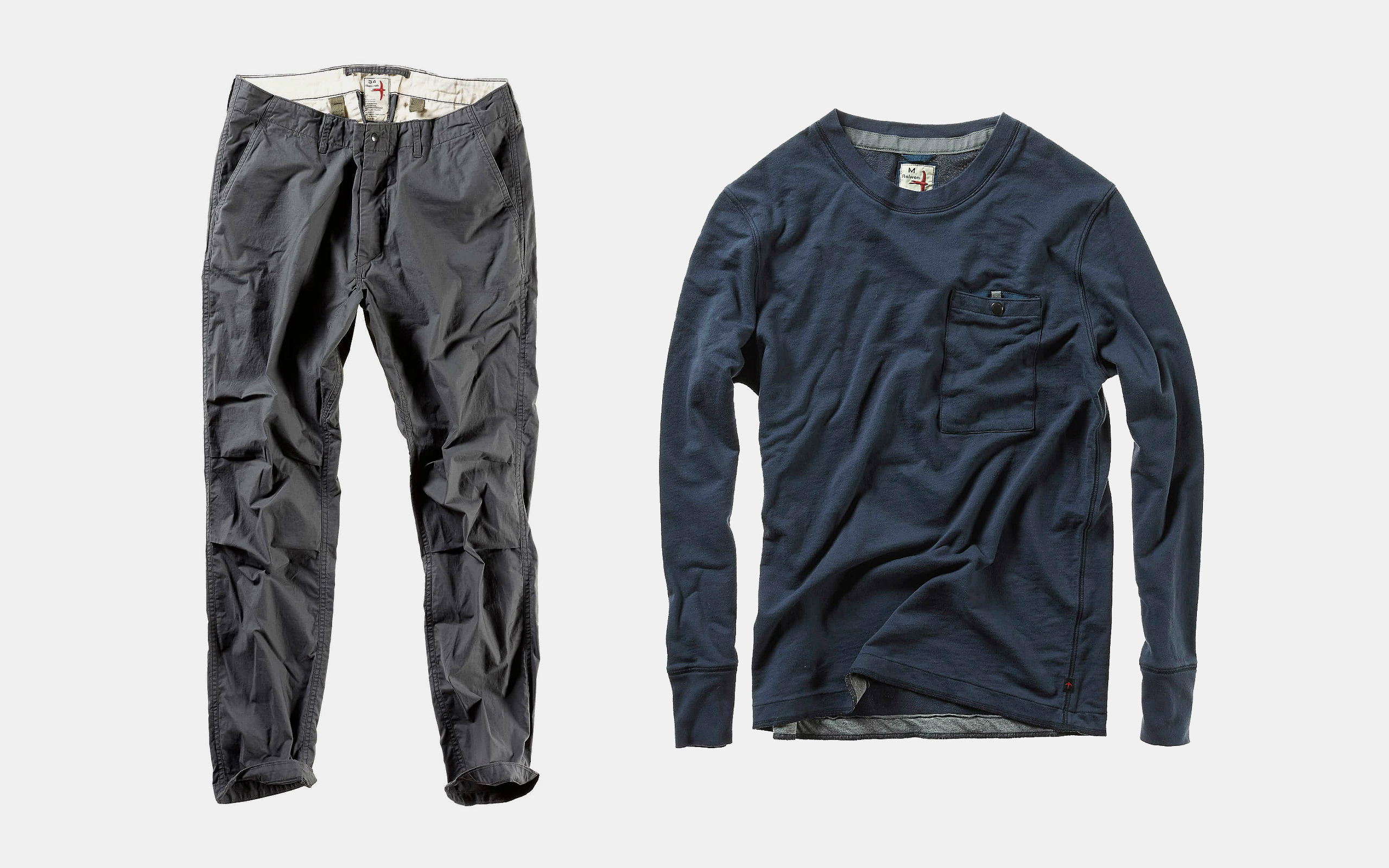 Relwen Menswear Essentials