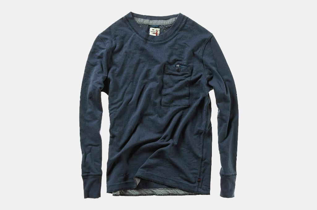 Relwen French Loop Crewneck Shirt