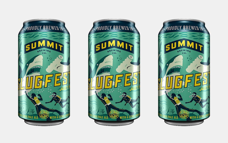 Summit Brewing Slugfest Juicy IPA