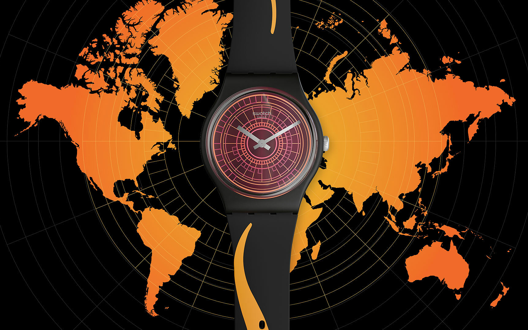Swatch x 007 Watch Collection