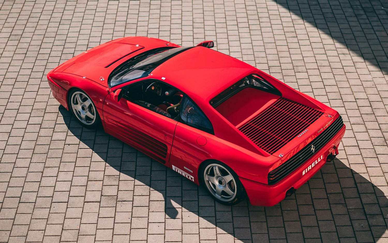 1994 Ferrari 348 Gt Michelotto Competizione Gearmoose