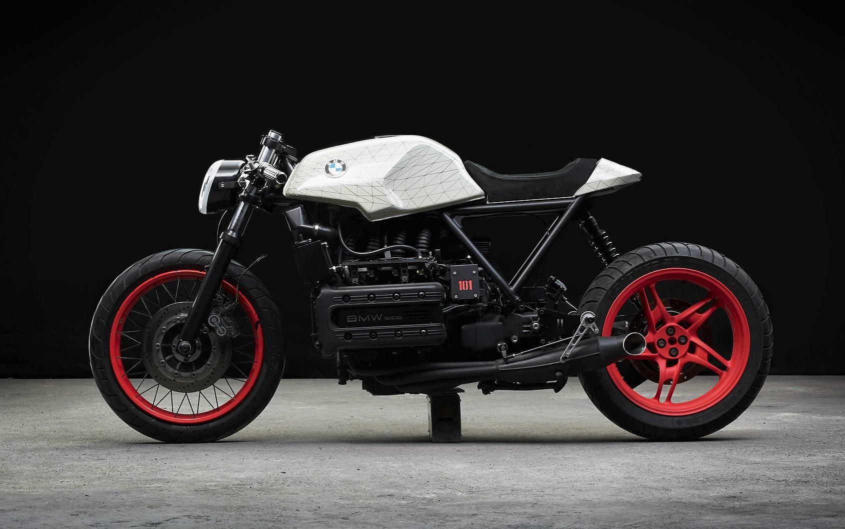 BMW K100 ImpulsI K101 Motorcycle