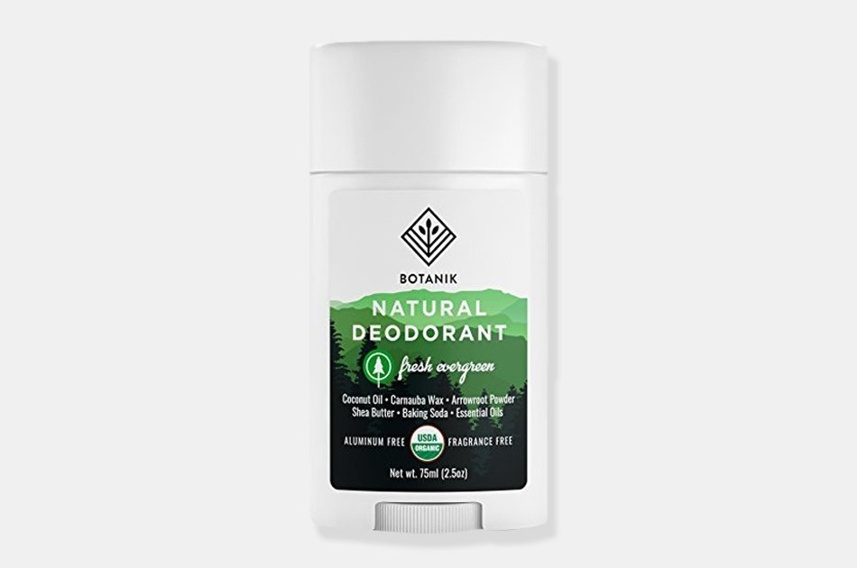 Botanik Fresh Evergreen Natural Deodorant