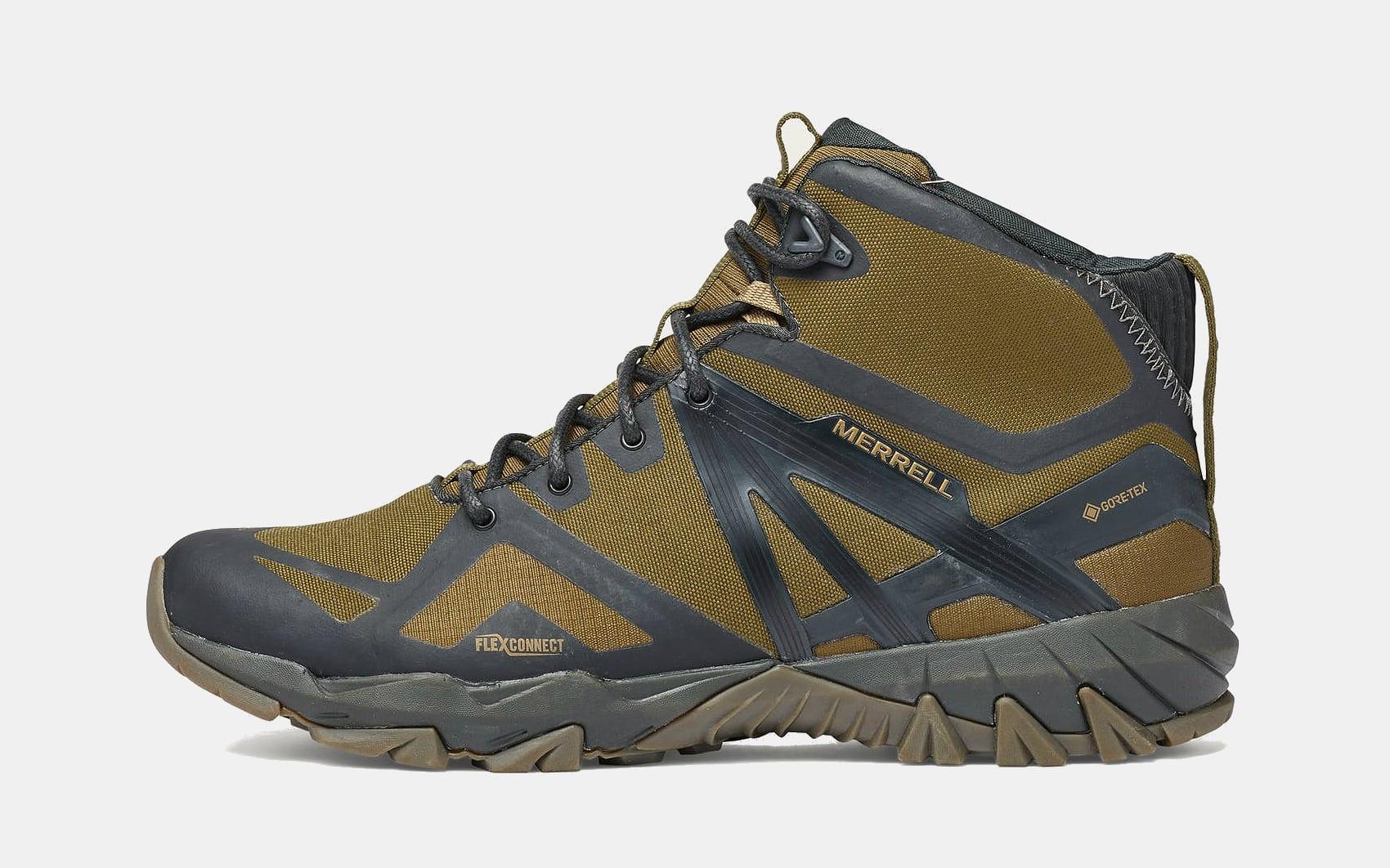 Filson x Merrell MQM Trail Runner