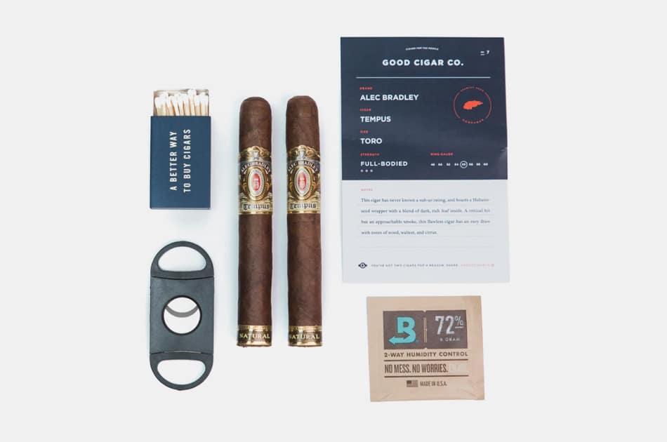 Good Cigar Co. Cigar Kit