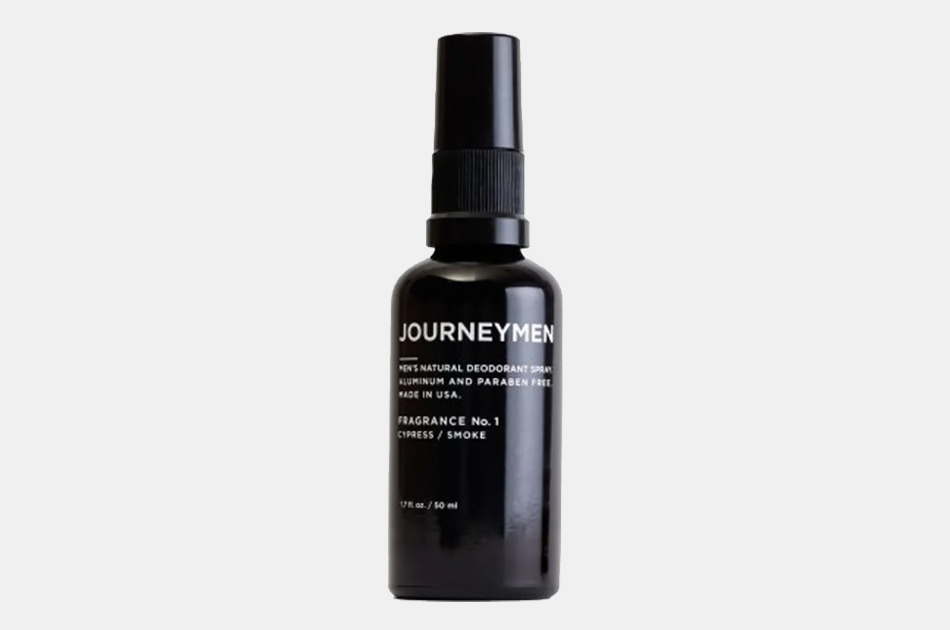 Journeymen Men's All-Natural Deodorant Spray No. 1