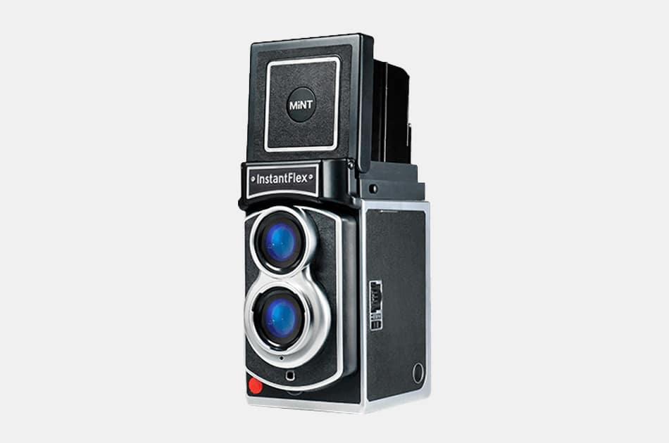 Mint InstantFlex TL70 2.0 Instant Film Camera