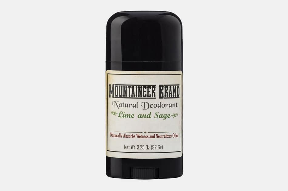 Mountaineer Brand Natural Aluminum-Free Deodorant