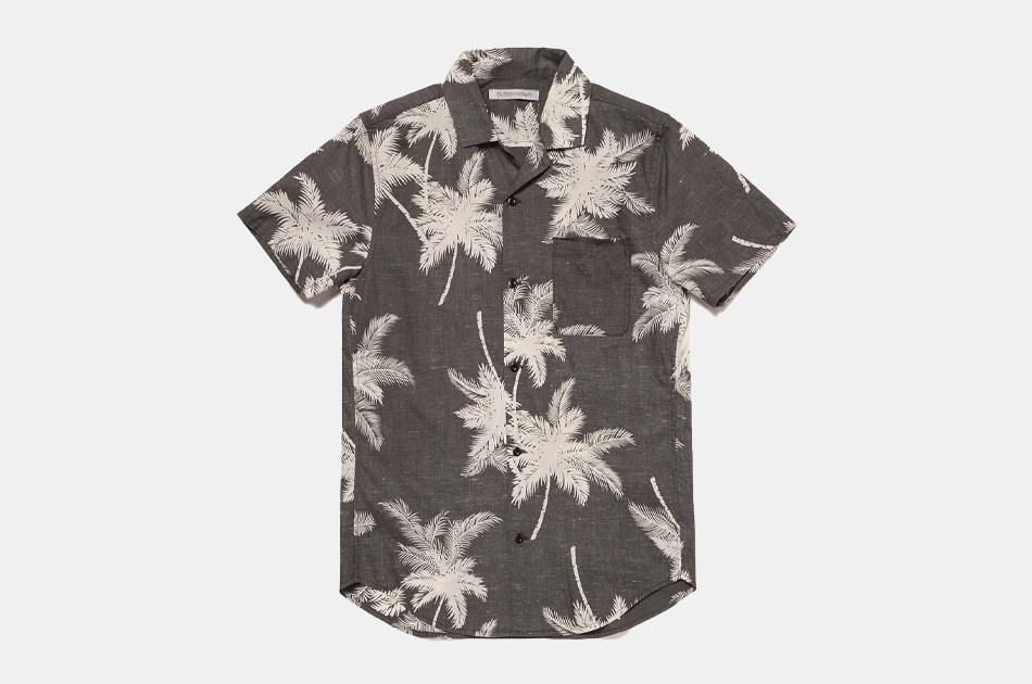 Outerknown BBQ Hawaiian Shirt