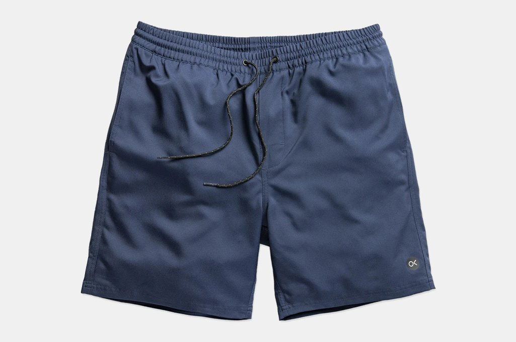 Outerknown Nomadic Volley Swim Trunks