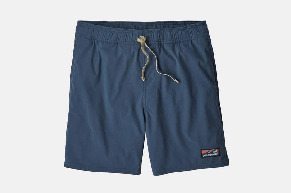 Patagonia Men's Stretch Wavefarer Volley Shorts