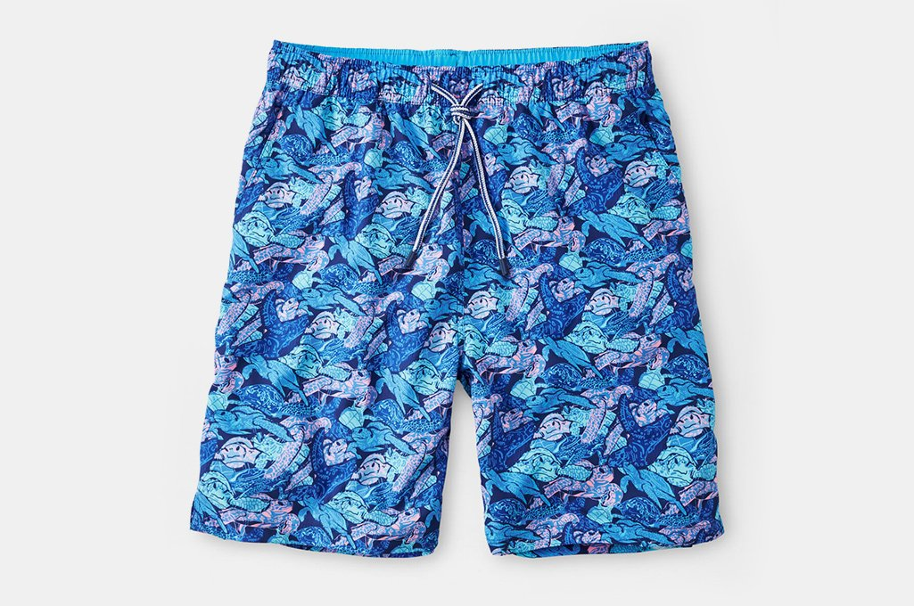 Peter Millar Swim Trunks