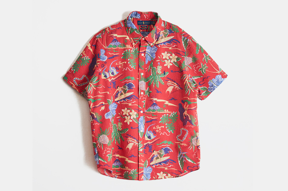 Polo Ralph Lauren Seersucker Shirt