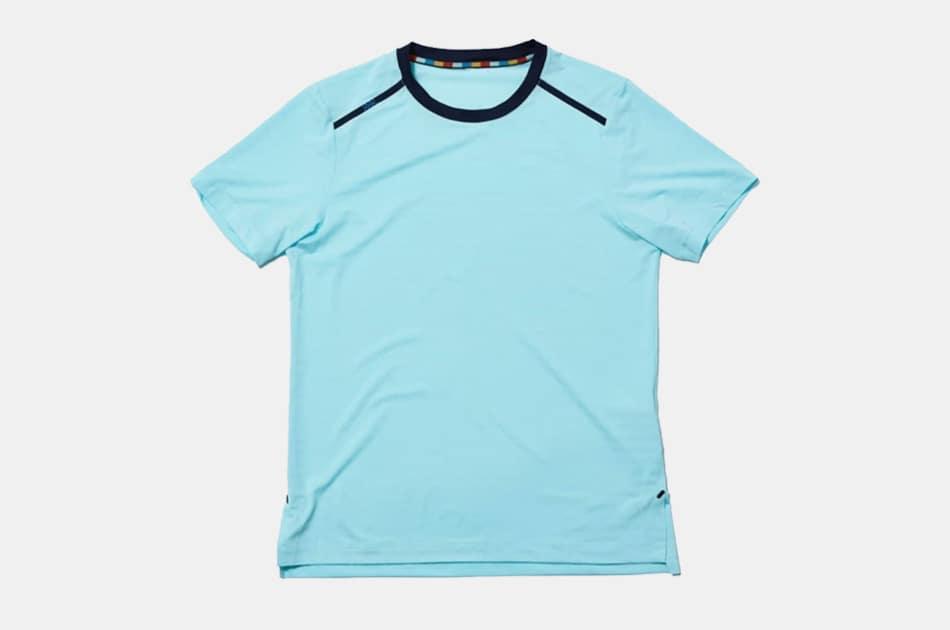 Rhone Swift Running Shirt