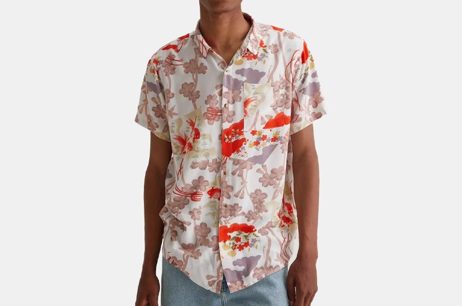 Rolla's Bon Goldfish Shirt