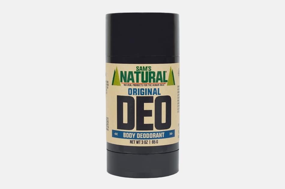 Sam's Aluminum Free Natural Deodorant Stick