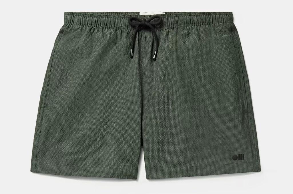 Solid & Striped Classic Swim Shorts