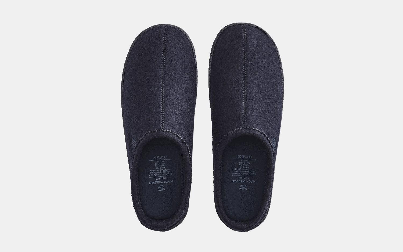 Mack Weldon One-Mile Slippers
