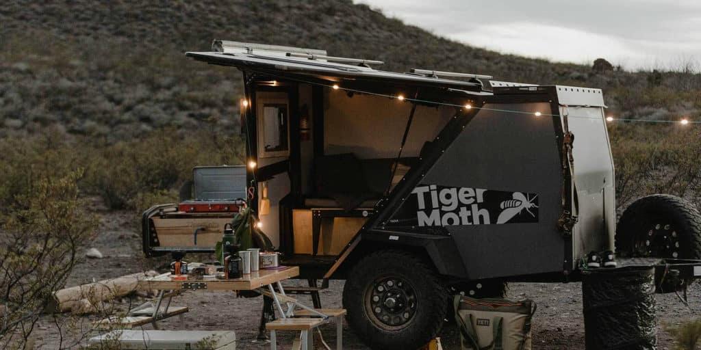 Tiger Moth Camper Trailer