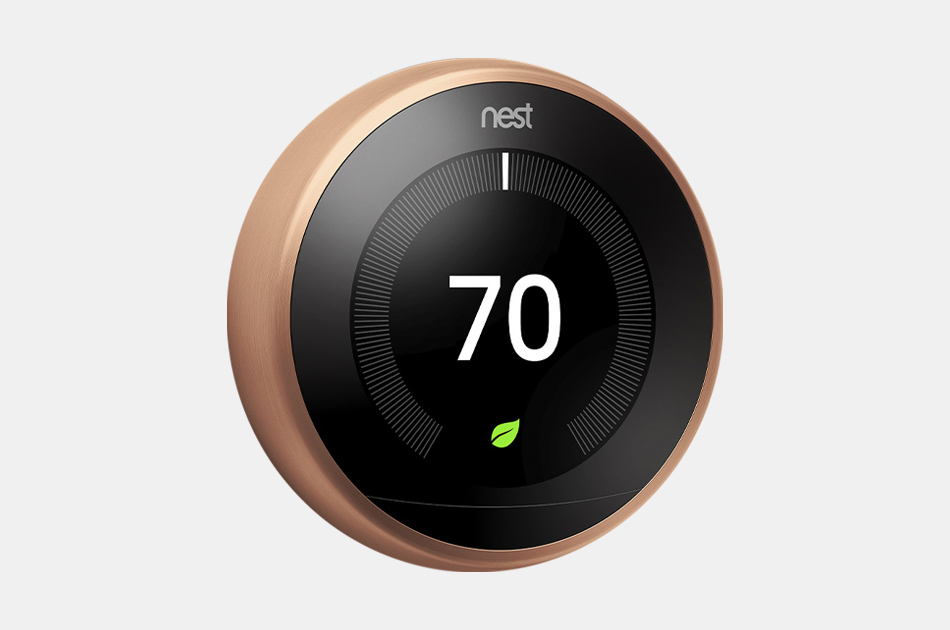 3rd Generation Google Nest Learning Thermostat