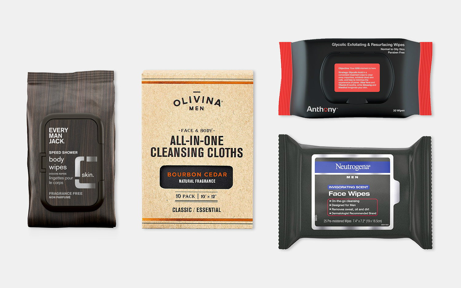 Best Face Wipes for Men