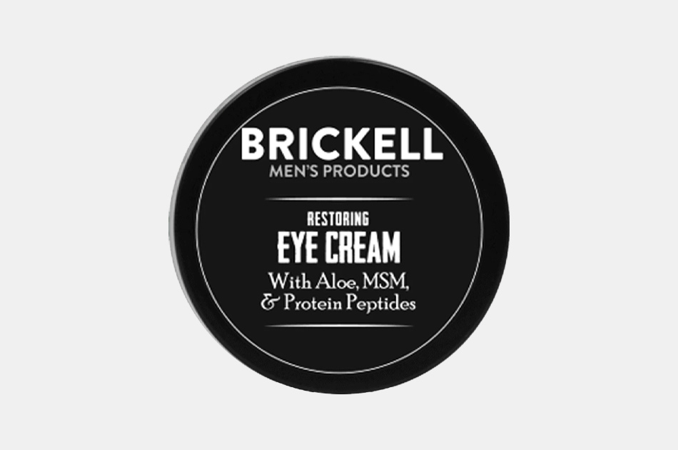 Brickell Restoring Eye Cream for Men