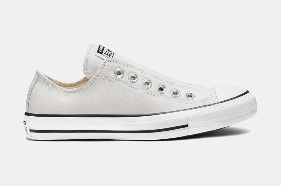 Converse Chuck Taylor All Star Leather Slip On