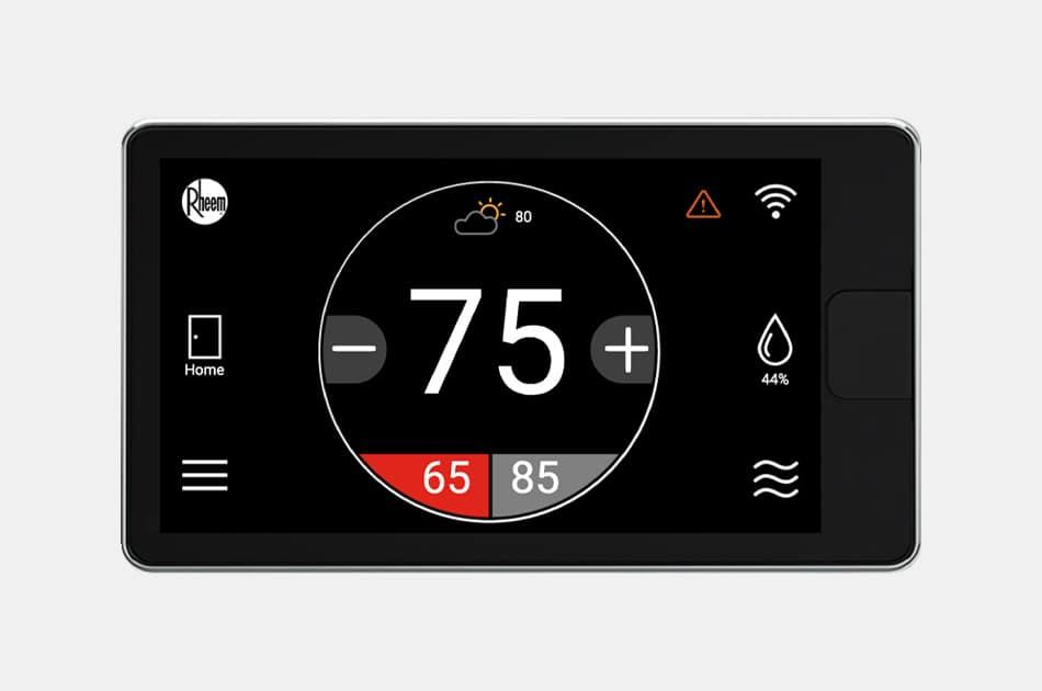 Rheem EcoNet Gen 3 Smart Thermostat