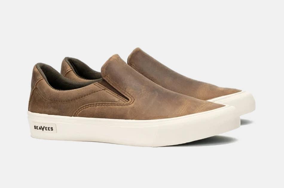 SeaVees Hawthorne Leather Slip On
