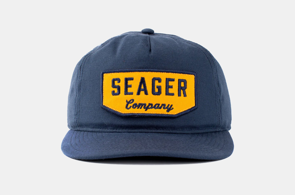 Seager Co. Wilson Snapback Hat