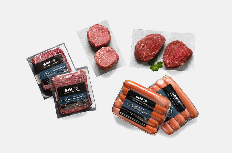 Snake River Wagyu Grilling Pack