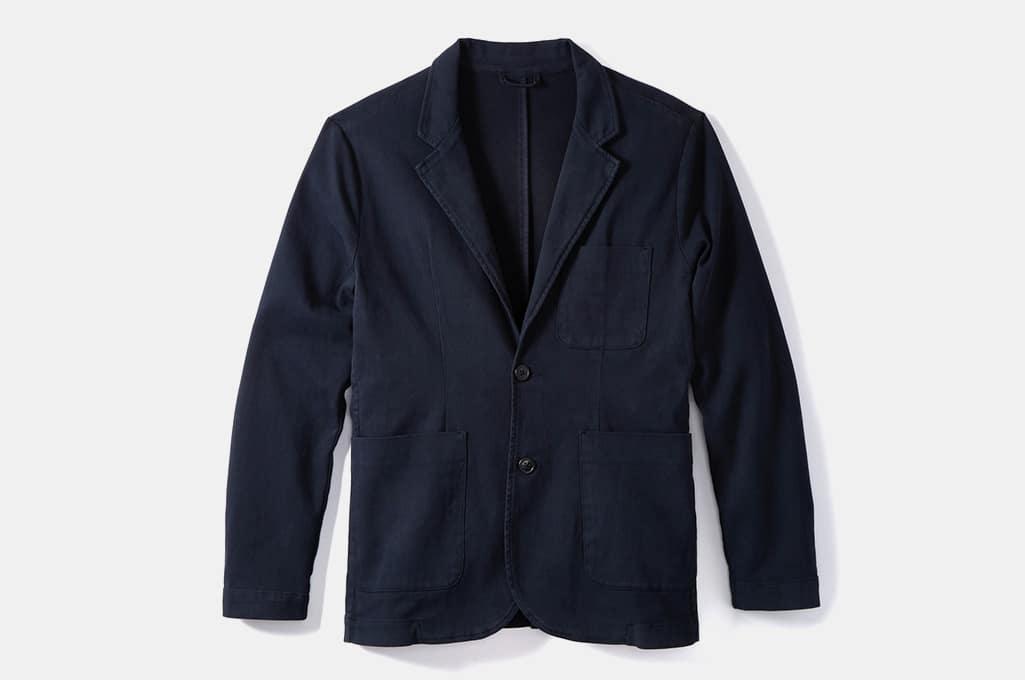 Wills Garment Dyed Blazer