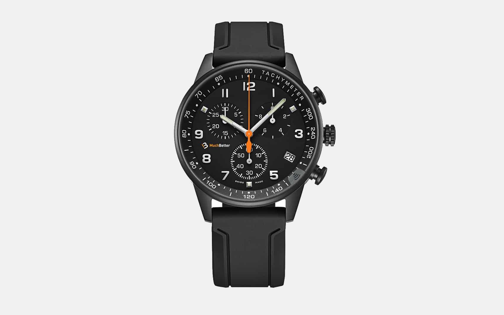 Winwatch MuchBetter Watch