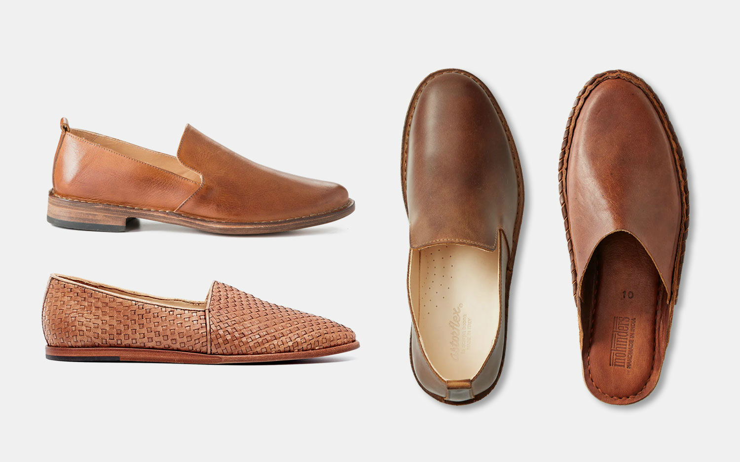 Best Leather Slip-On Shoes For Men