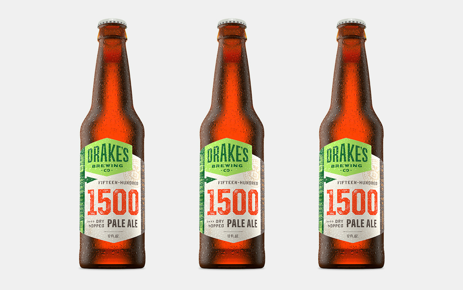 Drakes Brewing 1500 Pale Ale