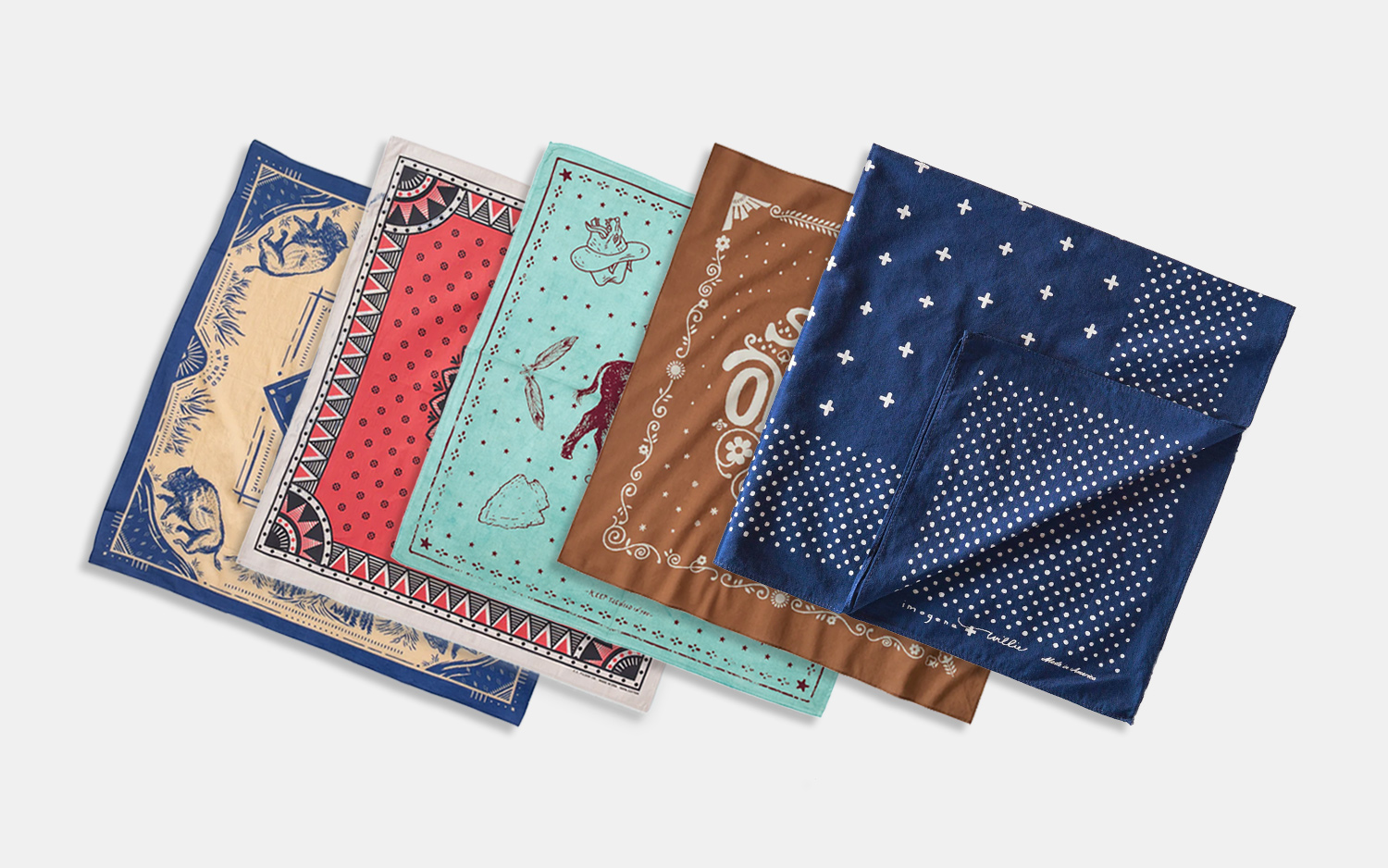 Best Bandanas To Carry With You This Summer