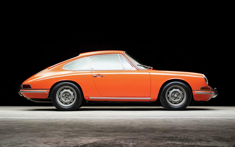 1967 Porsche 911 SWB