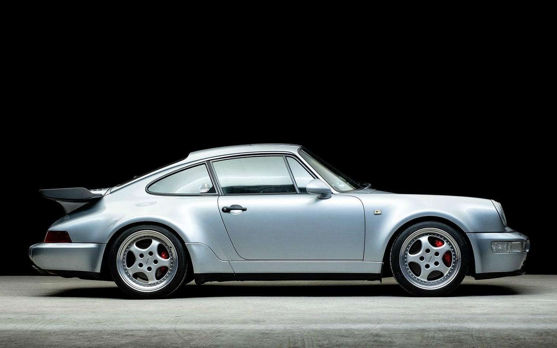1993 Porsche Turbo 3.6