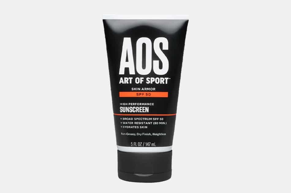 Art Of Sport Skin Armor Sunscreen SPF 50