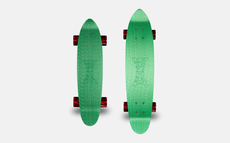 BANZAI Series #01 Skateboard