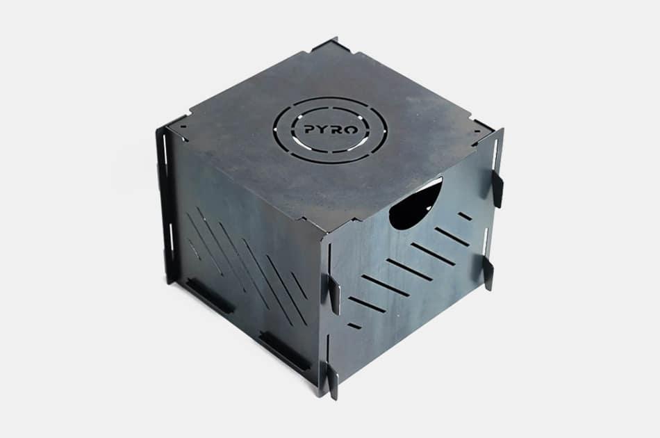 Bad Idea Pyro Cage MINI Portable Fire Pit