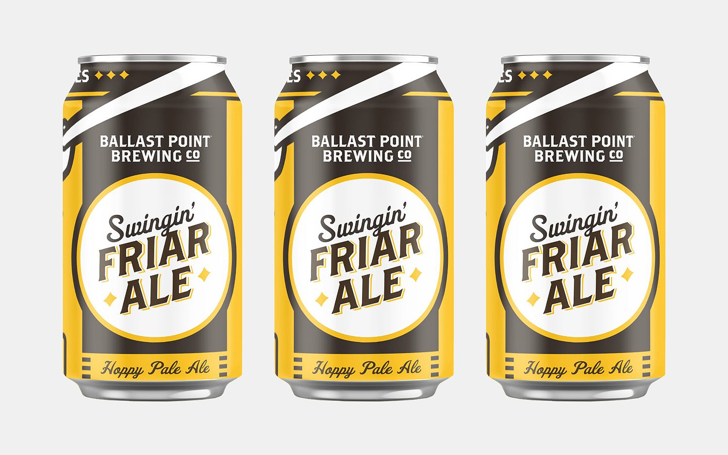 Ballast Point Swingin' Friar Ale